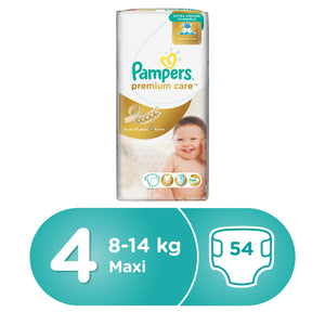 Pampers Premium Care Diapers 4 - Momitall.net
