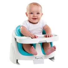 Ingenuity Baby Base 2-in-1 Lime/Red