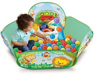 VTech Pop Interactive Ball Swimming Pool, Multi-Color, One Size – French Version