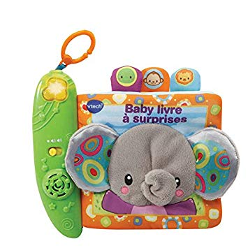 Vtech Baby Livre A Surprise -  French