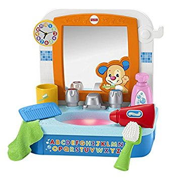 Fisher Price Laugh & Learn® Let's Get Ready Sink - Momitall.net