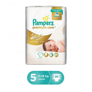 Pampers Premium Care Diapers 5 - Momitall.net