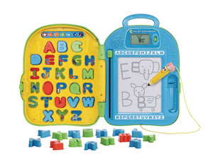 LeapFrog Go-with-Me Abc Backpack - French Version