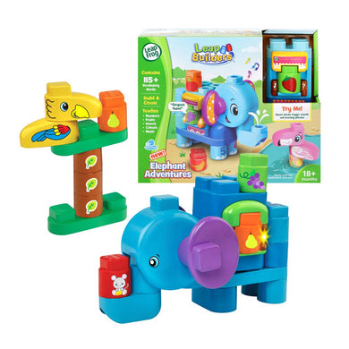LeapBuilders Elephant Adventures