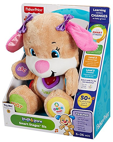 Fisher Price Laugh & Learn® Smart Stages™ Sis - Momitall.net