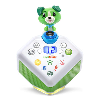 LeapFrog LeapStory Teller with projector and AC adapter