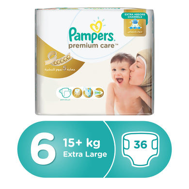 Pampers Premium Care Diapers 6 - Momitall.net