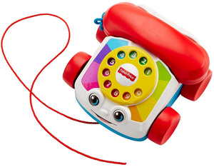 Fisher Price Classics Retro Chatter Phone