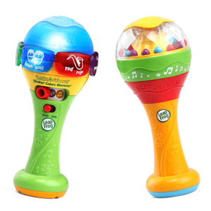 LeapFrog Learn & Groove Shakin 'Colors Maracas