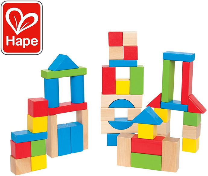 Educo Maple Block Set