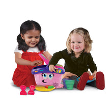 Picnic Basket LeapFrog Figures and Sharing