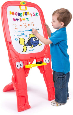 Crayola Qwikflip Double Sided Easel