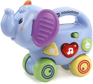 VTech Push & Play Elephant - French/English