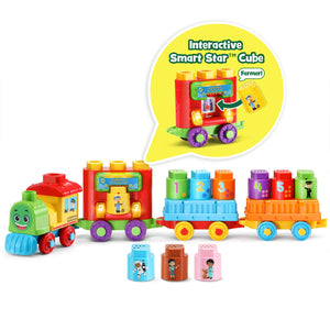 LeapFrog LeapBuilders 123 Counting Train