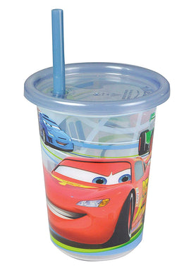 The First Years 3 Pack Disney/Pixar Cars Take & Toss Straw Cup - Momitall.net