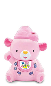Vtech Ourson Lumi Merveilles French Pink/White-Blue