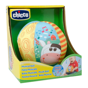 Chicco Musical Ball 3-36m