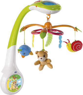 Chicco Magic Forest Cot Mobile