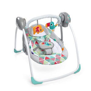 Bright Starts Portable Swing, Toucan Tango