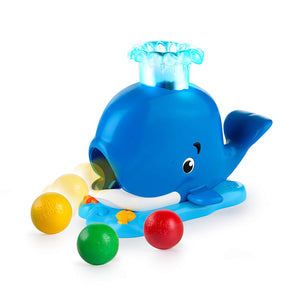 Bright Starts - Silly Spout Whale Popper