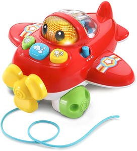 Vtech Pull & Pop Airplane