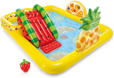 Intex Fun 'n Fruity Inflatable Play Center, for Ages 2+