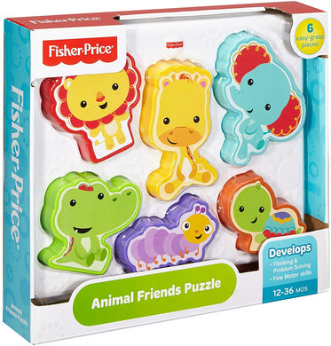 Fisher-Price Animal Friends Puzzle