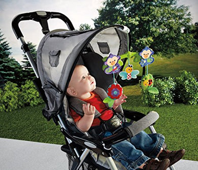 Fisher Price Stroller Activity Pals - Momitall.net