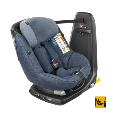 Bebe Confort AxissFix Air - Black/Grey/Blue