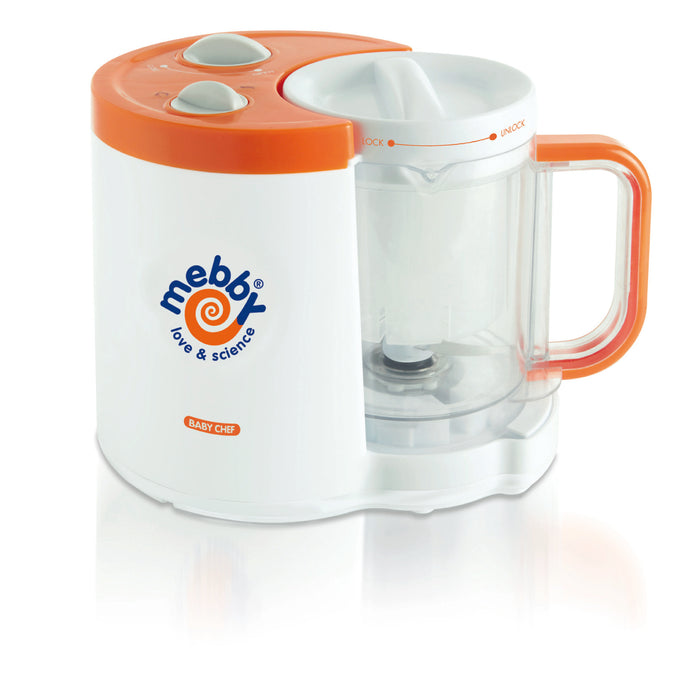 Mebby Baby Chef Multi-functional Cooker - Momitall.net