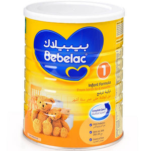 Bebelac Infant Formula Baby Milk - Momitall.net