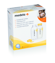 Medela Breastmilk Bottles Pack of 2 250mL