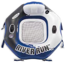 Intex River Run Connect lounge