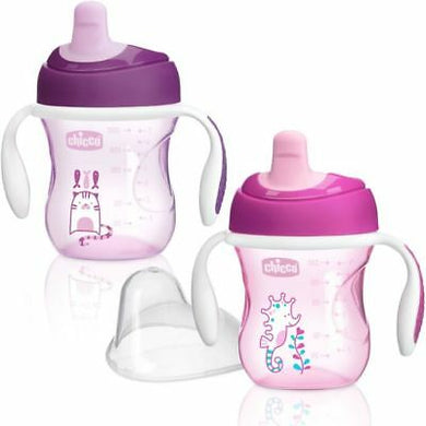 Chicco Transition Cup 4m+ Girl/Boy