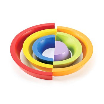 Educo Creative Rainbow Curve Set - Momitall.net