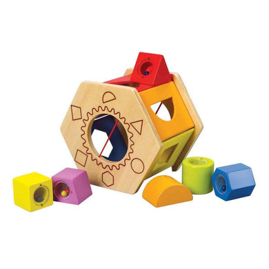 Educo Shake 'n Match Shape Sorter