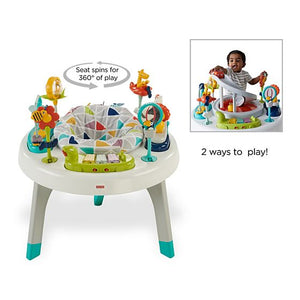 2-in-1 Sit-to-Stand Activity Center