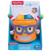 Fisher Price Franky Beats™ Bat & Boogie - English - Momitall.net