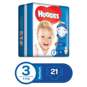 Huggies Ultra Comfort Diapers 3 - Momitall.net