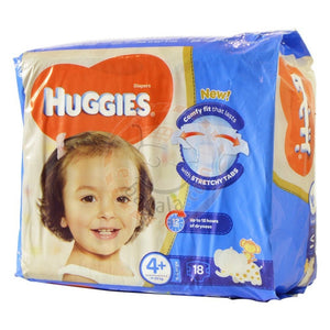 Huggies Ultra Comfort Diapers 4+ - Momitall.net