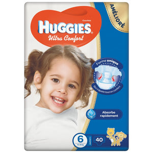 Huggies Ultra Comfort Diapers 6 - Momitall.net