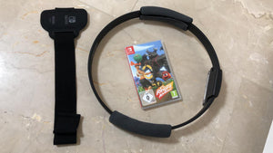 [Pre-Loved] Ringfit Adventure - Nintendo Switch
