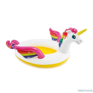 Intex Mystic Unicorn Spray Pool  (2.72m x 1.93m x 1.04m)