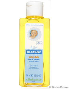 Klorane bebe Massage Oil - Momitall.net