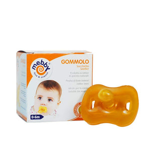 Mebby Latex Rubber Soother - Momitall.net