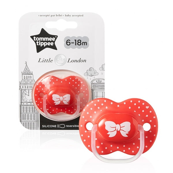 Tommee Tippee Little London Soother 6-18 months