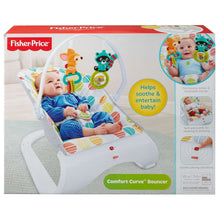 Fisher Price Rainforest Friends Comfort Curve™ Bouncer - Momitall.net
