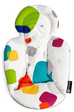 4 Moms Mamaroo Multi Colored Infant Insert - Momitall.net