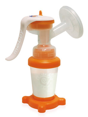 Mebby Manual Breast Pump - Momitall.net