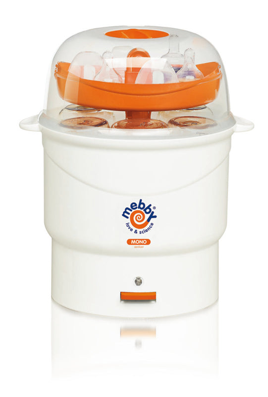 Mebby Mono Electric Steam Sterilizer - Momitall.net